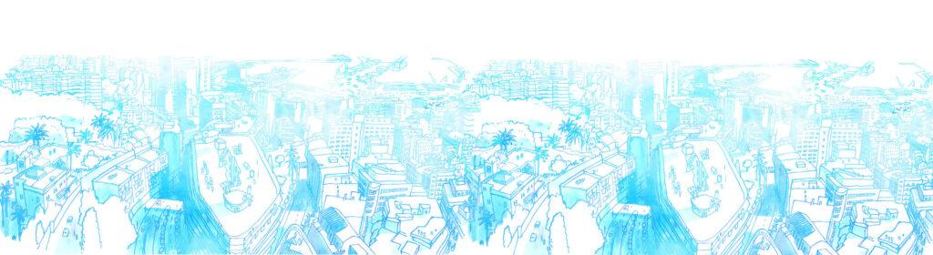 Ilustración de Enrique Flores / guerrillatranslation.com